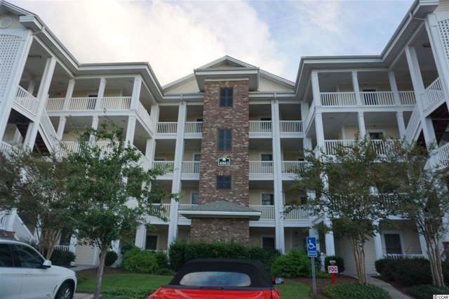4861 Luster Leaf Circle #301, Myrtle Beach, SC 29577 (MLS #1919232) :: The Litchfield Company