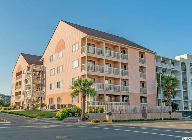 2710 S Ocean Blvd. #201, Myrtle Beach, SC 29577 (MLS #1919236) :: The Litchfield Company