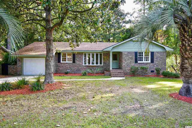 516 4th Ave. N, Surfside Beach, SC 29575 (MLS #1919261) :: The Litchfield Company