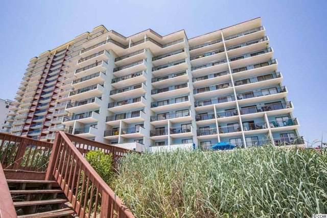 2001 S Ocean Blvd. #303, Myrtle Beach, SC 29577 (MLS #1919265) :: United Real Estate Myrtle Beach