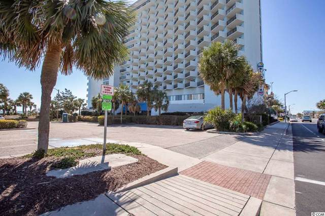 2001 S Ocean Blvd. #919, Myrtle Beach, SC 29577 (MLS #1919289) :: The Greg Sisson Team with RE/MAX First Choice