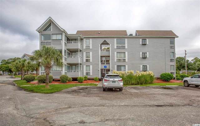 351 Lake Arrowhead Rd. #105, Myrtle Beach, SC 29572 (MLS #1919292) :: Garden City Realty, Inc.