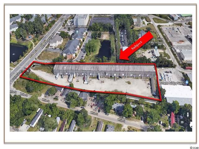 1203 Mr. Joe White Ave., Myrtle Beach, SC 29577 (MLS #1919297) :: Jerry Pinkas Real Estate Experts, Inc