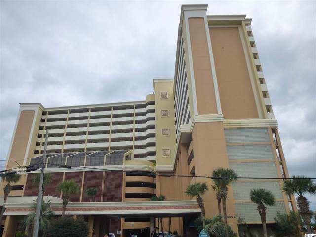 6900 N Ocean Blvd. N #214, Myrtle Beach, SC 29577 (MLS #1919341) :: The Lachicotte Company