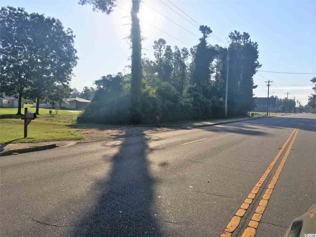 TBD Main St., Loris, SC 29569 (MLS #1919347) :: Right Find Homes