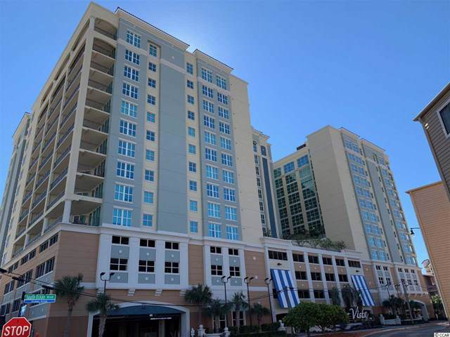 603 S Ocean Blvd. #1410, North Myrtle Beach, SC 29582 (MLS #1919353) :: Jerry Pinkas Real Estate Experts, Inc