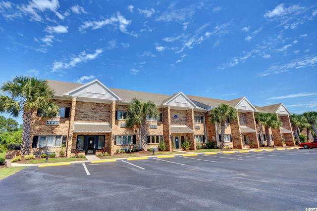 214 Double Eagle Dr. F-1, Surfside Beach, SC 29575 (MLS #1919365) :: The Lachicotte Company