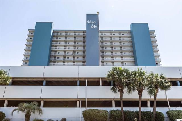 1012 N Waccamaw Dr. #1010, Garden City Beach, SC 29576 (MLS #1919398) :: United Real Estate Myrtle Beach