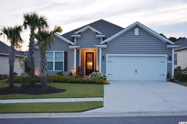 1120 Bronwyn Circle, North Myrtle Beach, SC 29582 (MLS #1919433) :: James W. Smith Real Estate Co.