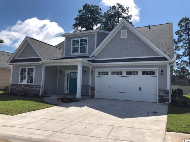 1124 Doubloon Dr., North Myrtle Beach, SC 29582 (MLS #1919466) :: The Hoffman Group