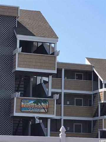 2405 S Ocean Blvd. #205, North Myrtle Beach, SC 29582 (MLS #1919472) :: SC Beach Real Estate