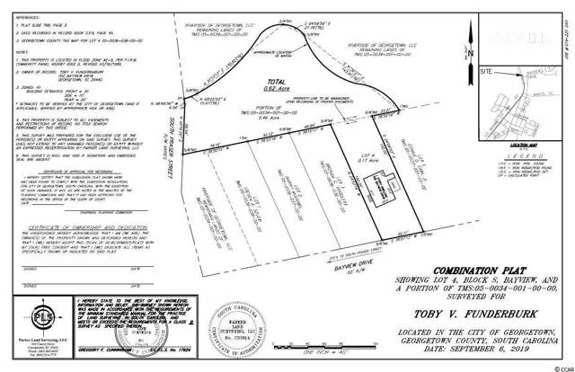 TBD Bayview Dr., Georgetown, SC 29440 (MLS #1919512) :: Jerry Pinkas Real Estate Experts, Inc