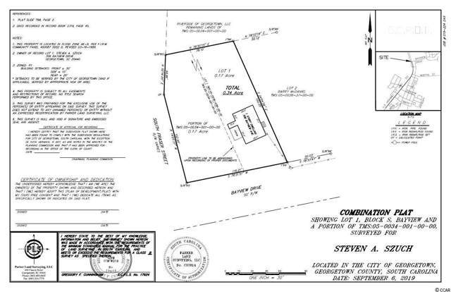 TBD Bayview Dr., Georgetown, SC 29440 (MLS #1919514) :: Jerry Pinkas Real Estate Experts, Inc
