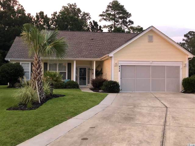 828 Clarion Ct., Myrtle Beach, SC 29588 (MLS #1919522) :: Sloan Realty Group