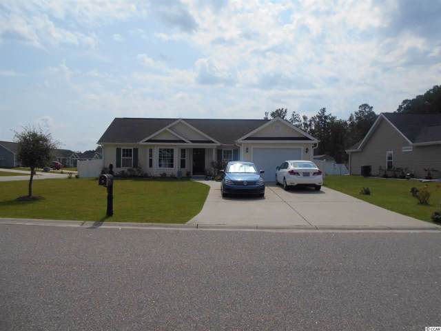 412 Beulah Circle, Conway, SC 29527 (MLS #1919524) :: The Litchfield Company