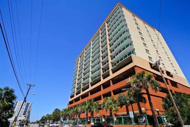 1706 S Ocean Blvd. #1206, North Myrtle Beach, SC 29582 (MLS #1919525) :: James W. Smith Real Estate Co.