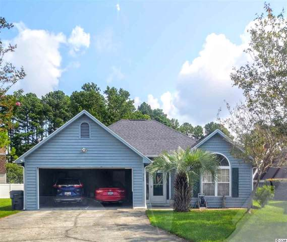 225 Birdie Way, Longs, SC 29568 (MLS #1919527) :: The Litchfield Company