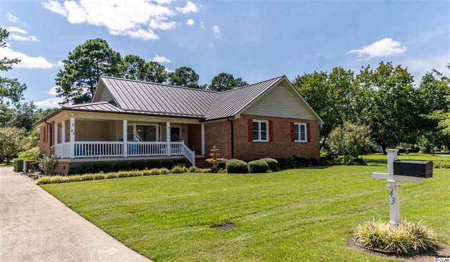 43 Haig Ct., Georgetown, SC 29440 (MLS #1919537) :: The Lachicotte Company