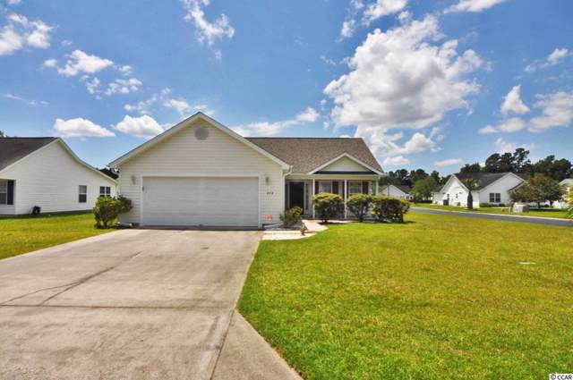 973 Dunrobin Ln., Myrtle Beach, SC 29588 (MLS #1919569) :: The Hoffman Group