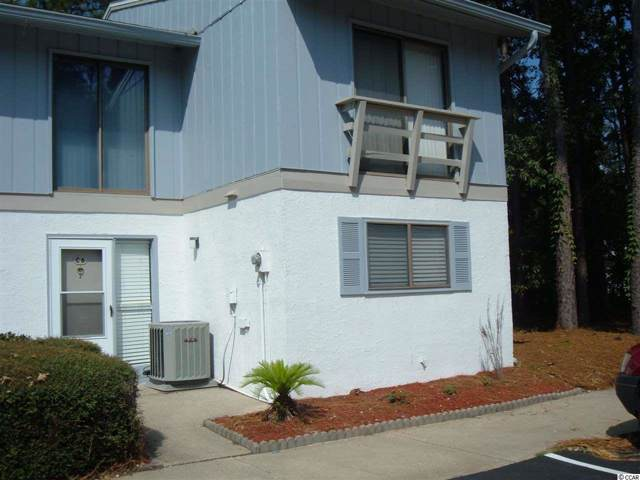 1849 Crooked Pine Dr. C-6, Myrtle Beach, SC 29575 (MLS #1919573) :: Garden City Realty, Inc.