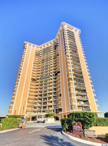 9650 Shore Dr. #105, Myrtle Beach, SC 29572 (MLS #1919579) :: The Hoffman Group