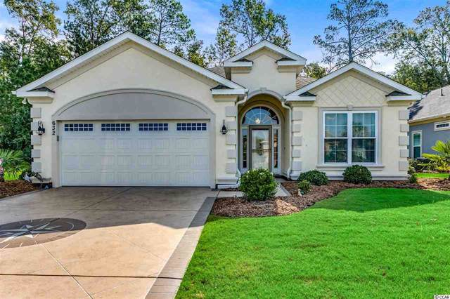 632 Barona Dr., Myrtle Beach, SC 29579 (MLS #1919582) :: The Hoffman Group