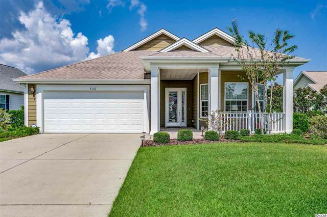 530 Grand Cypress Way, Murrells Inlet, SC 29576 (MLS #1919588) :: The Litchfield Company