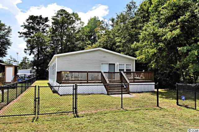 611 Woodland Dr., Garden City Beach, SC 29576 (MLS #1919590) :: The Greg Sisson Team with RE/MAX First Choice