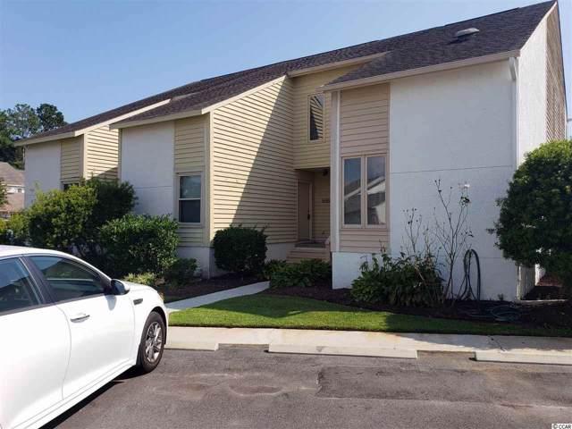 4045 Fairway Lakes Dr. #4045, Myrtle Beach, SC 29577 (MLS #1919592) :: The Lachicotte Company