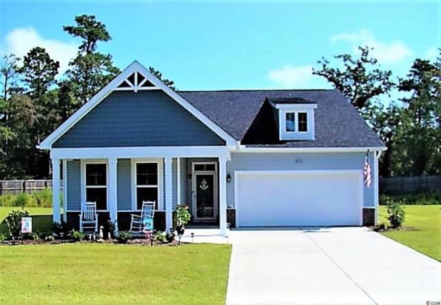 416 Shaft Pl., Conway, SC 29526 (MLS #1919622) :: Jerry Pinkas Real Estate Experts, Inc
