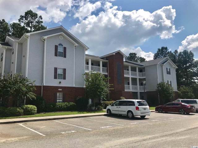 4810 Innisbrook Ct. #12, Myrtle Beach, SC 29579 (MLS #1919627) :: The Lachicotte Company