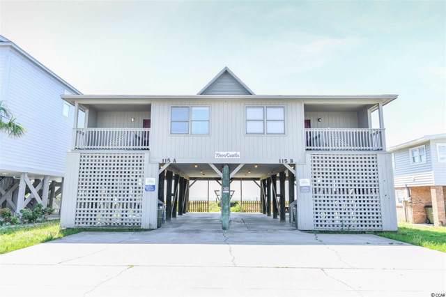 115 N Seaside Dr., Surfside Beach, SC 29575 (MLS #1919630) :: The Litchfield Company