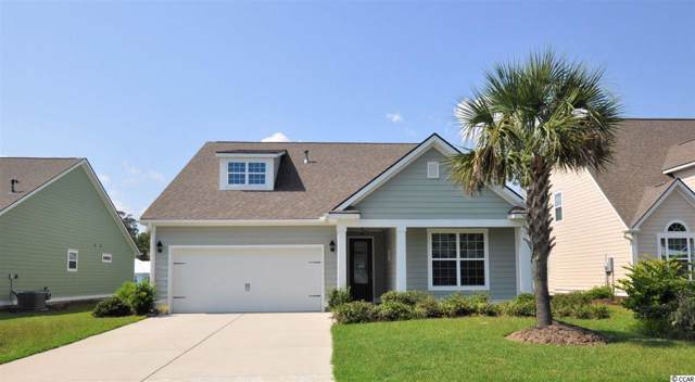 302 Coral Beach Circle, Surfside Beach, SC 29575 (MLS #1919633) :: The Litchfield Company