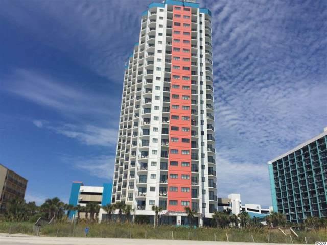 1605 S Ocean Blvd. #711, Myrtle Beach, SC 29577 (MLS #1919635) :: The Hoffman Group
