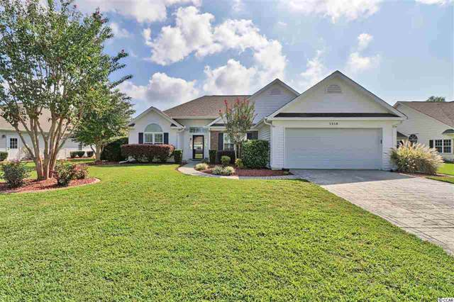 1510 Southwood Dr., Surfside Beach, SC 29575 (MLS #1919643) :: The Lachicotte Company