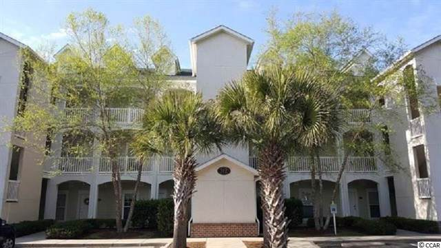 112 Cypress Point Ct. #301, Myrtle Beach, SC 29579 (MLS #1919658) :: The Hoffman Group