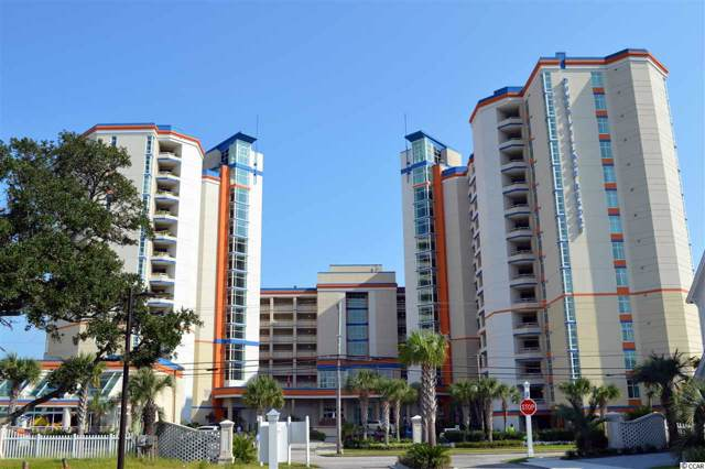 5200 N Ocean Blvd. #1256, Myrtle Beach, SC 29577 (MLS #1919663) :: The Hoffman Group