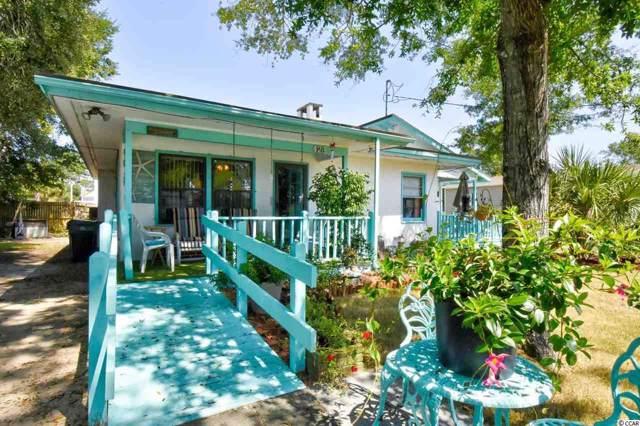 428 Vista Dr., Murrells Inlet, SC 29576 (MLS #1919670) :: Jerry Pinkas Real Estate Experts, Inc