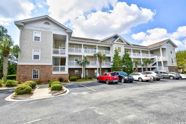 6015 Catalina Dr. #613, North Myrtle Beach, SC 29582 (MLS #1919678) :: The Hoffman Group