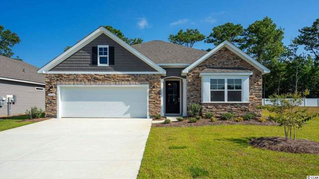 358 Cypress Springs Way, Little River, SC 29566 (MLS #1919708) :: The Litchfield Company