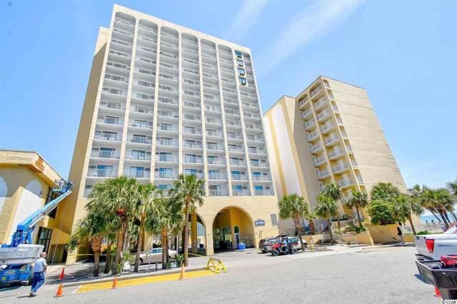 1207 S Ocean Blvd. #21001, Myrtle Beach, SC 29577 (MLS #1919721) :: Berkshire Hathaway HomeServices Myrtle Beach Real Estate
