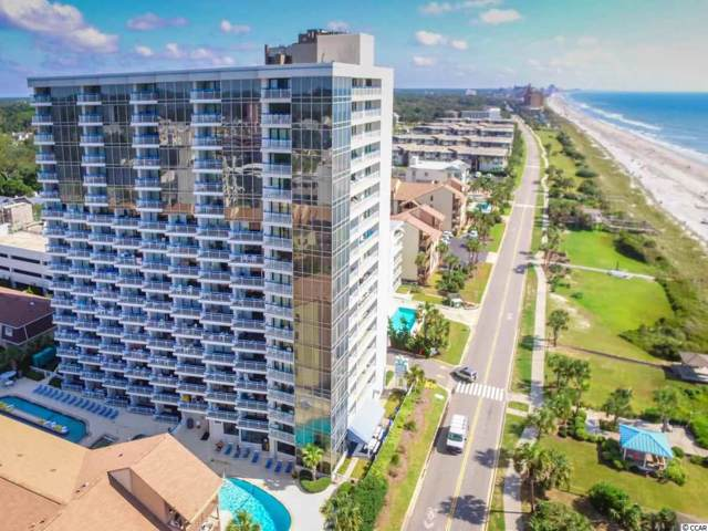 5511 N Ocean Blvd. #1501, Myrtle Beach, SC 29577 (MLS #1919726) :: The Hoffman Group