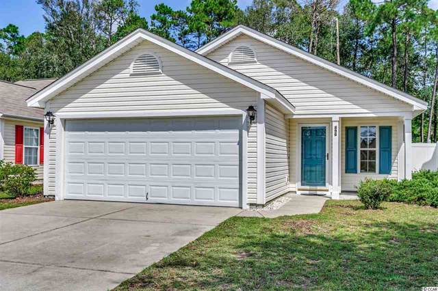896 Silvercrest Dr., Myrtle Beach, SC 29579 (MLS #1919753) :: The Litchfield Company