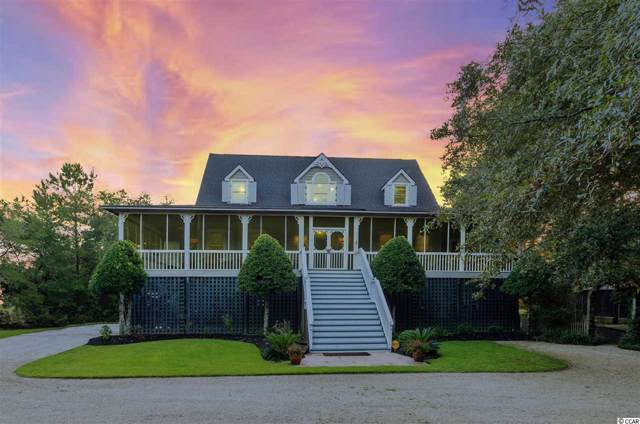 548 Romain Rd., McClellanville, SC 29458 (MLS #1919773) :: The Litchfield Company