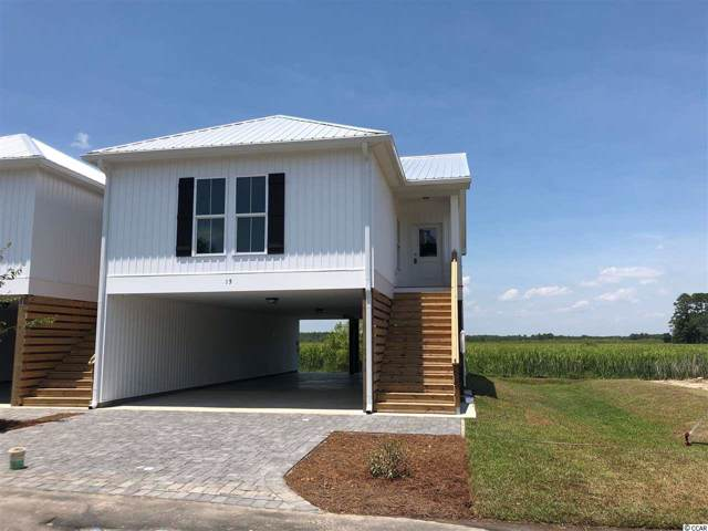15 Red Skiff Ln. #14, Pawleys Island, SC 29585 (MLS #1919784) :: Jerry Pinkas Real Estate Experts, Inc