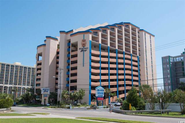 6804 N Ocean Blvd. #1009, Myrtle Beach, SC 29572 (MLS #1919787) :: The Litchfield Company