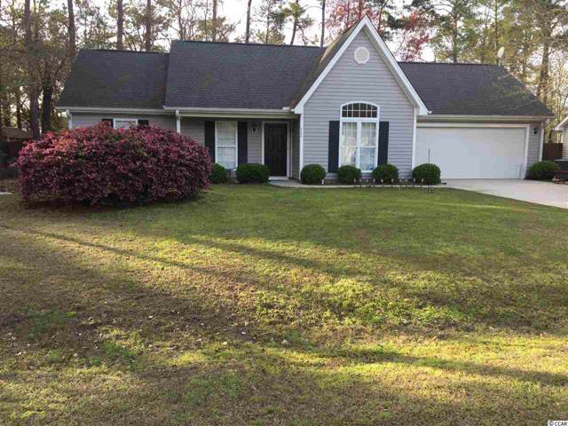 4484 Misty Ln., Myrtle Beach, SC 29588 (MLS #1919788) :: Jerry Pinkas Real Estate Experts, Inc