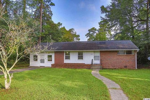 1512 7th Ave., Conway, SC 29526 (MLS #1919803) :: Berkshire Hathaway HomeServices Myrtle Beach Real Estate