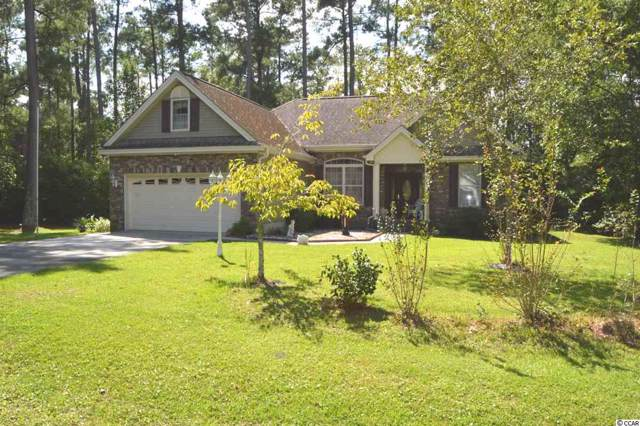 6 Bayberry Circle, Carolina Shores, NC 28467 (MLS #1919807) :: The Hoffman Group