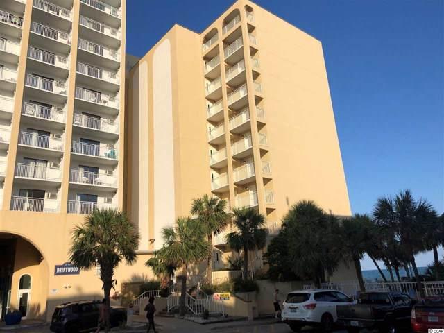 1207 S Ocean Blvd. #20207, Myrtle Beach, SC 29577 (MLS #1919826) :: SC Beach Real Estate
